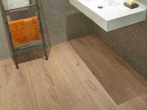 Puurkurk kurkvloer badkamer