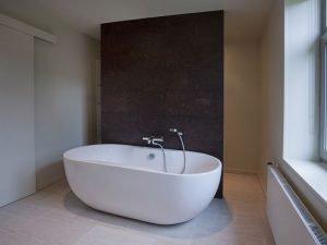 Puurkurk kurkvloeren badkamer