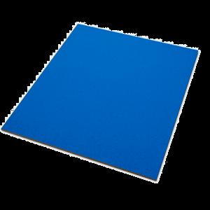 Puurkurk pinwall blauw