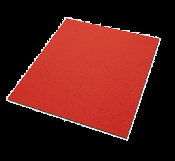 Puurkurk pinwall rood