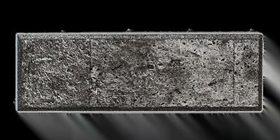 Muratto Cork Bricks BEV black silver