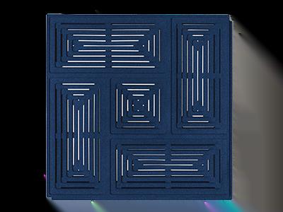 Muratto Acoustic Panels Buzzer blue