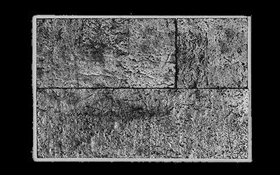 Muratto Cork Bricks 3D black silver