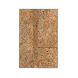 Muratto Cork Bricks 3D natural