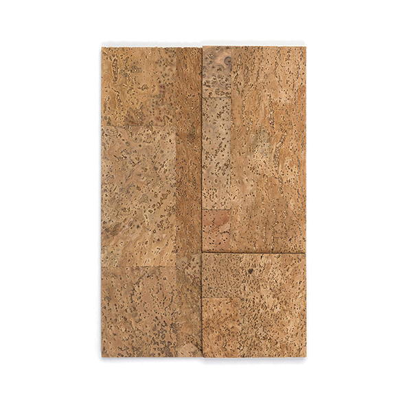 Muratto Cork Bricks 3D natural