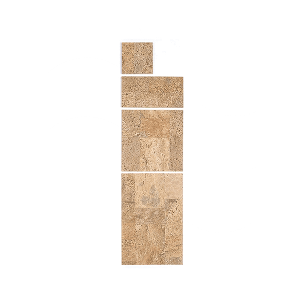 Muratto Cork Bricks Grand natural