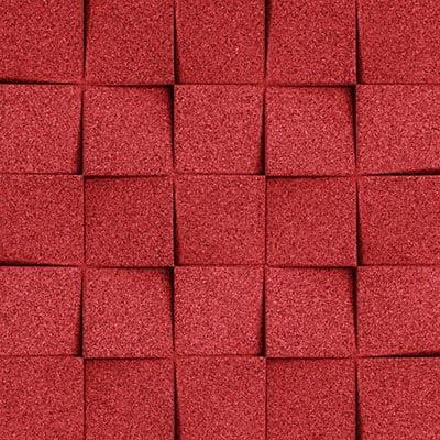 Muratto Design blocks miniChock red