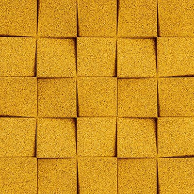 Muratto Design blocks miniChock yellow