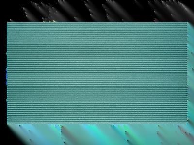Muratto Design blocks Stripes turquoise
