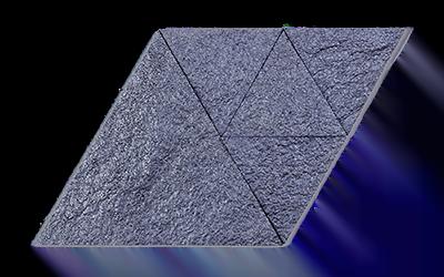 Muratto Korkstone Triangle Saphir