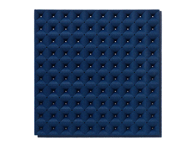 Muratto Acoustic Panels Undertone blue