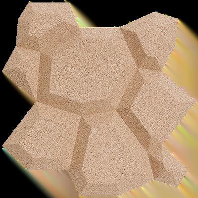 Muratto Design Blocks Beehive Ivory