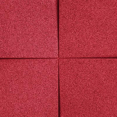 Muratto Design blocks Chock red