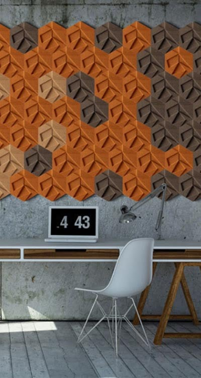 Muratto Design blocks Hexagon