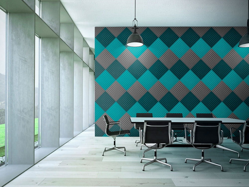 Muratto wall design