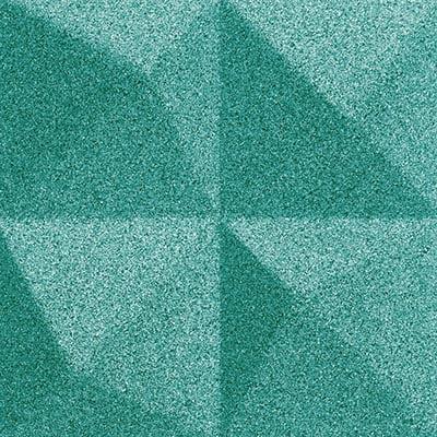 Muratto Design blocks Peak turquoise