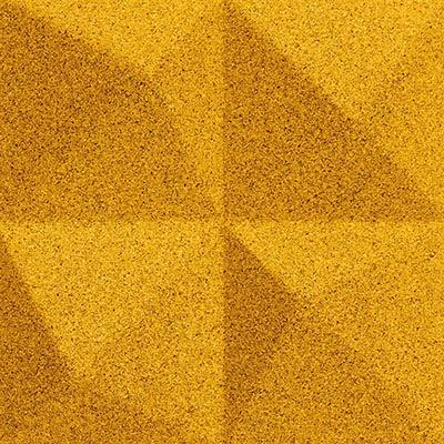 Muratto Design blocks Peak yellow